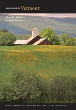 Cover: Buildings of Vermont