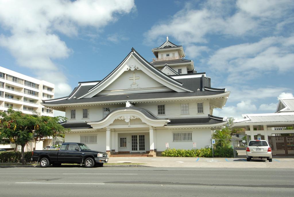 Makiki Christian Church Sah Archipedia