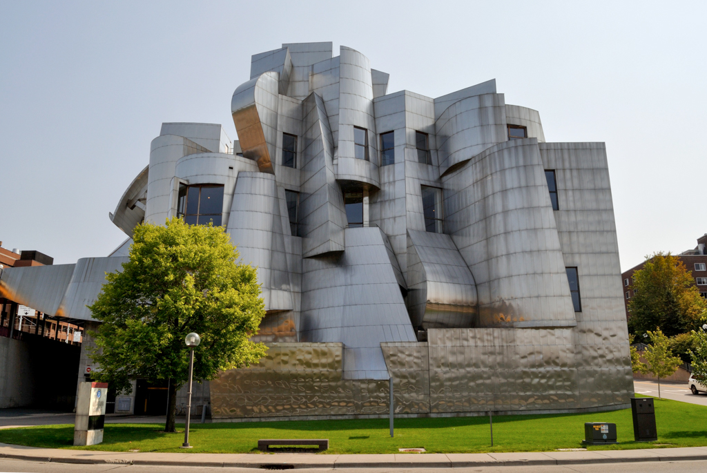 Frederick R. Weisman Art Museum | SAH ARCHIPEDIA