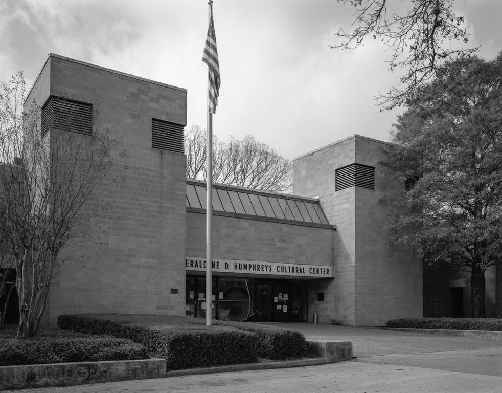 Geraldine D Humphreys Cultural Center Sah Archipedia